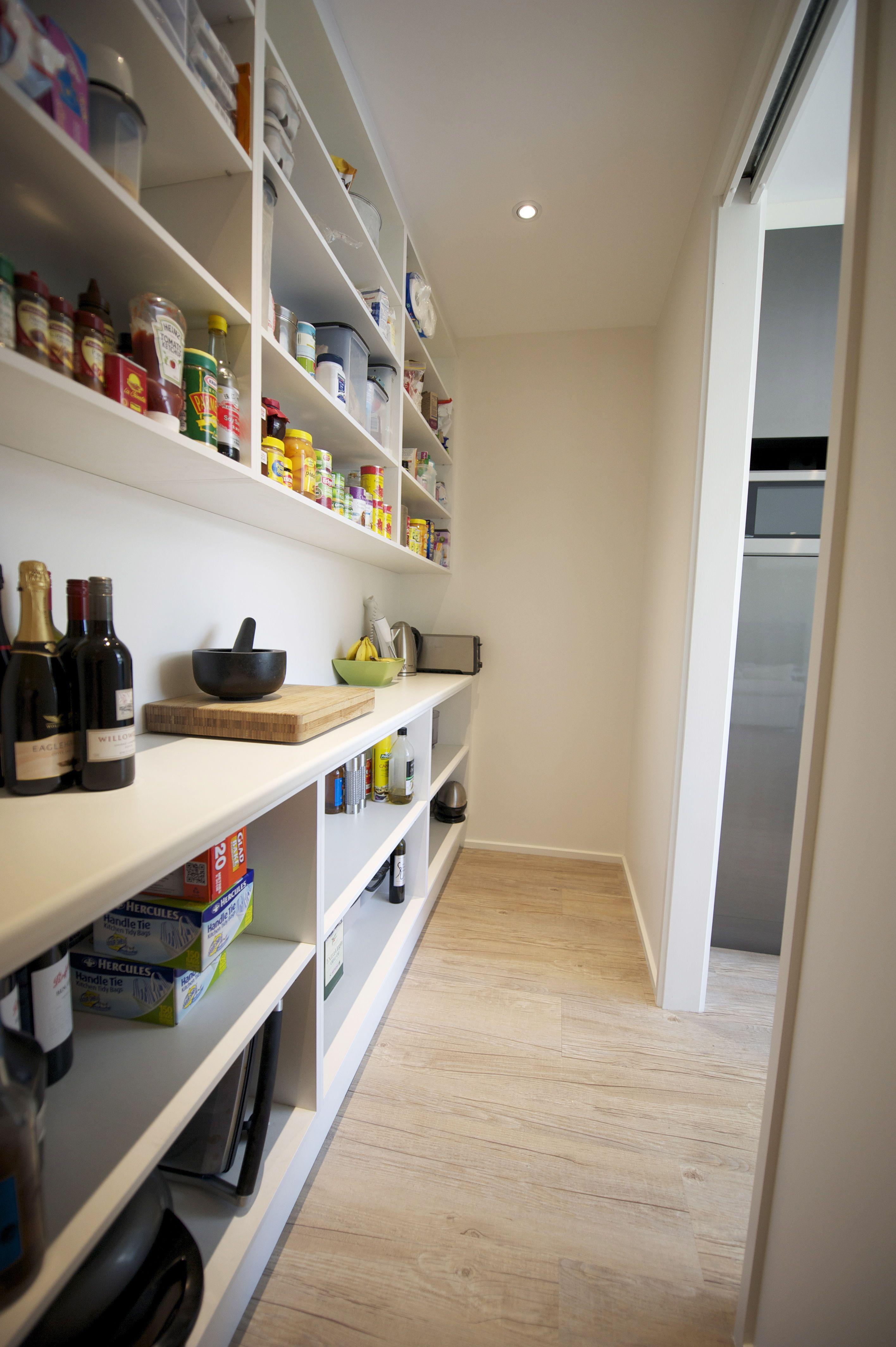 Pin By Elize Botha On Inspiration Walk In Pantry Butlers Pantry Pantry Layout Modern Kitchen Pantry Kitchen Pantry Design
