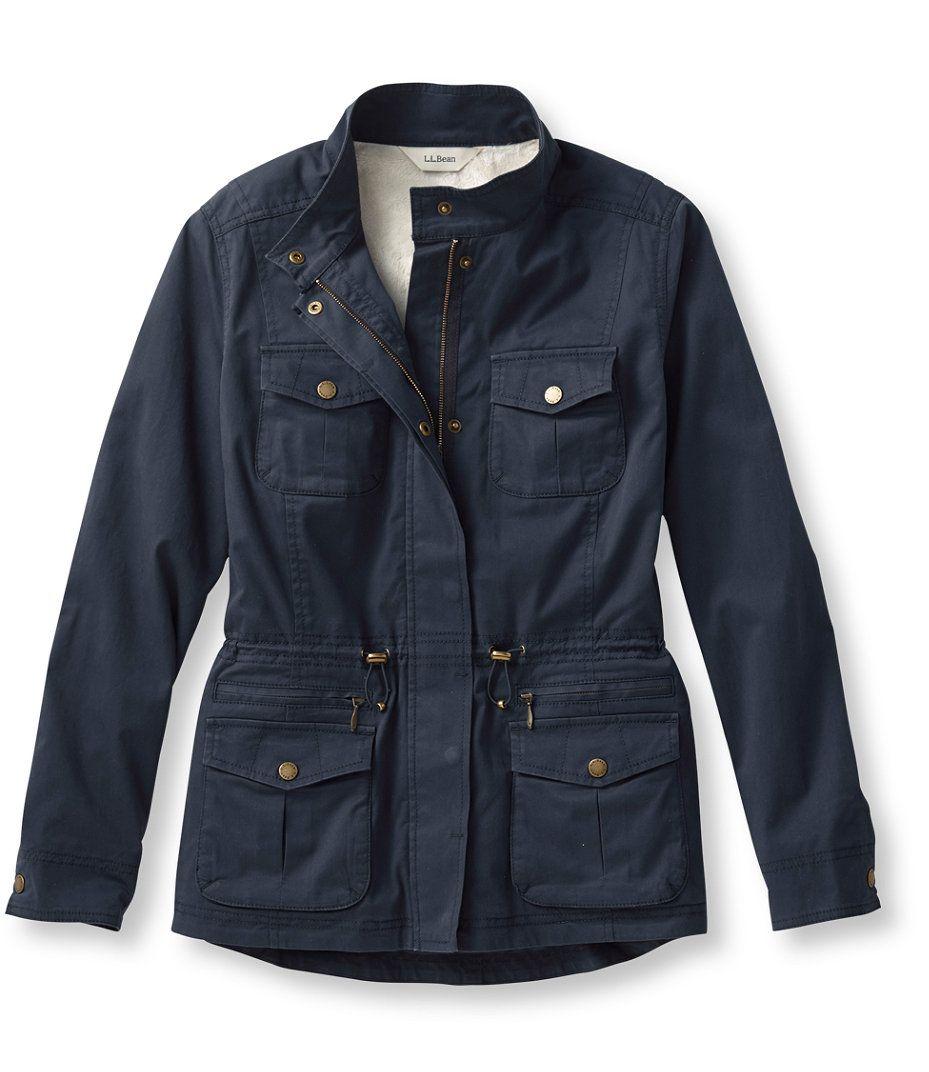 Lined freeport field jacket style threads glam pinterest