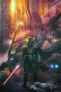 The Comic Speculator – New Comics Roundup 05/23/2012 - Star Wars Darth Vader And The Ghost Prison #1 (of 5)(Tsuneo Sanda Variant)