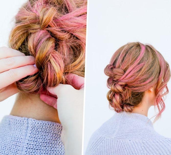 1001 + Belles coiffures avec idées et instructions comment