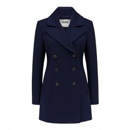 Embrace the cool weather in style this winter with our gorgeous Elody Peacoat.