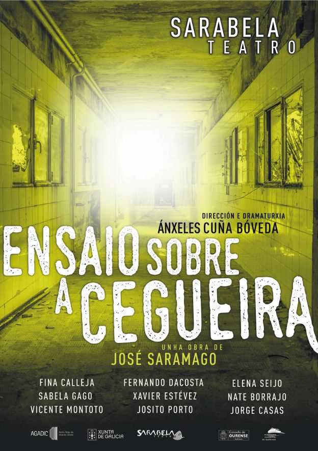 Estrea esta noite <i>Ensaio sobre a cegueira</i> en Ourense