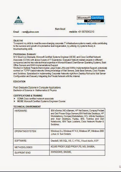 free online resume template Sample Template Example of - free online resume template