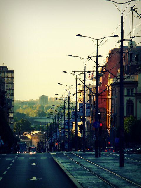 Belgrade, Serbia ~ Nemanjina | Beograd