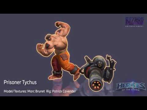 1 Heroes Of The Storm Keyframe Animation Reel 2016 Youtube Heroes Of The Storm Animation Hero