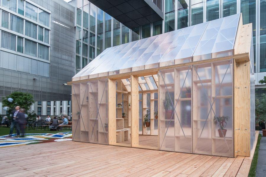 Architektur In Berlin Studieren