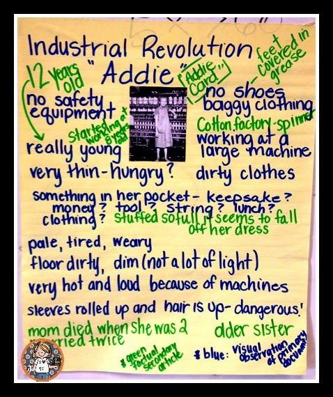 Coffee Cups and Lesson Plans: Teaching the Industrial Revolution