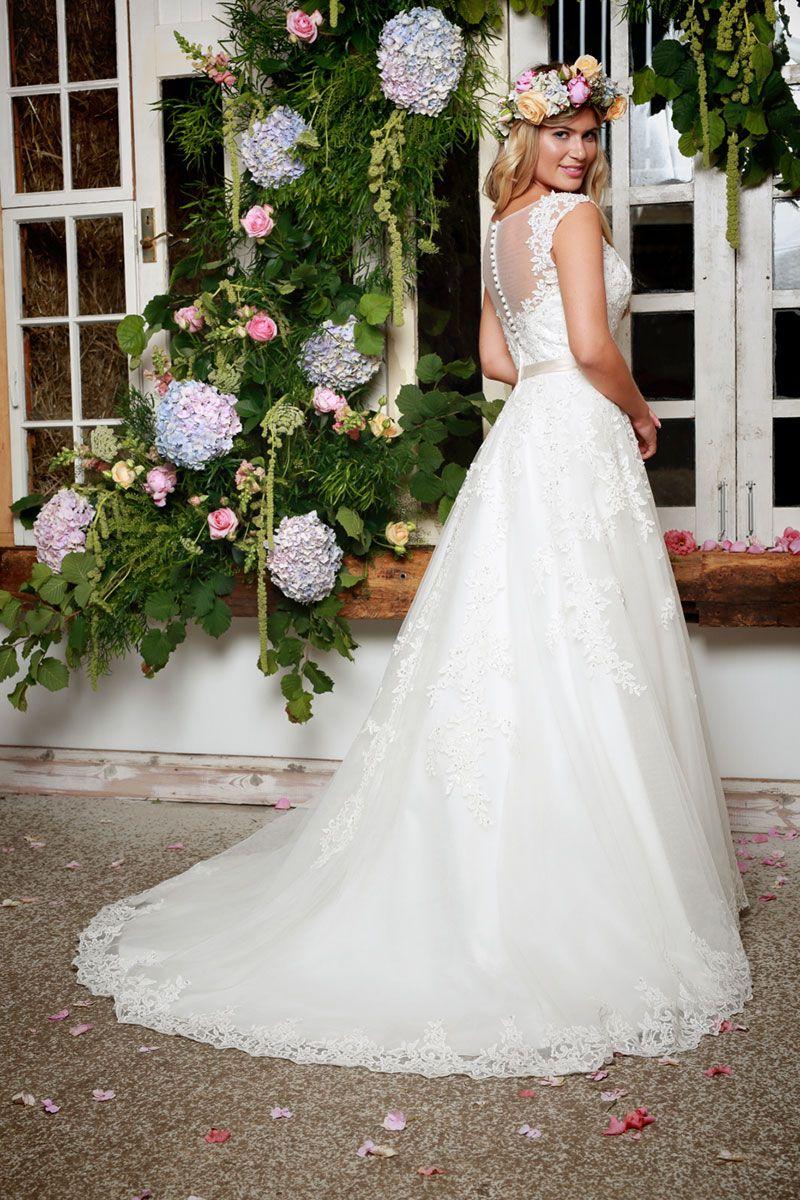 Alena | Alena | Ball Gown | A Line | Wedding Dress | Bridal | Amanda ...