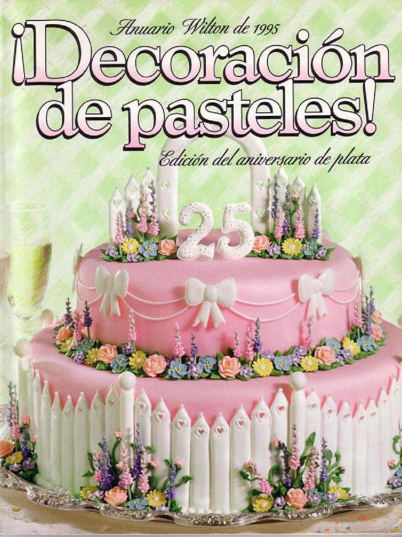libro decoracion de tortas wilton