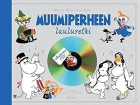 Uutta mahtavaa muumimusiikkia Nuuskamuikkusen huilun sävelistä Pikku Myyn räppiin!