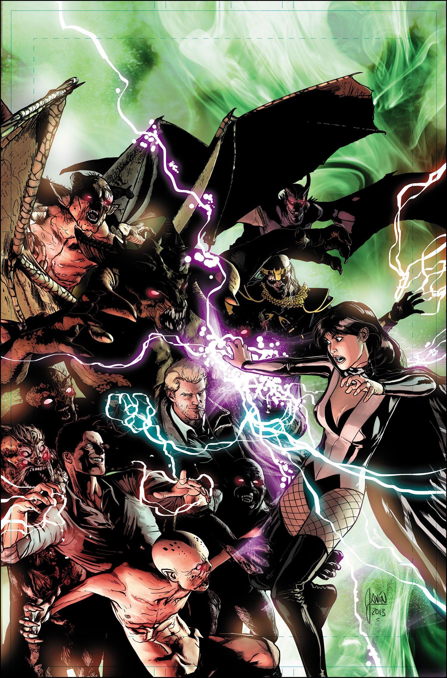 JUSTICE LEAGUE DARK #28 | DC Comics