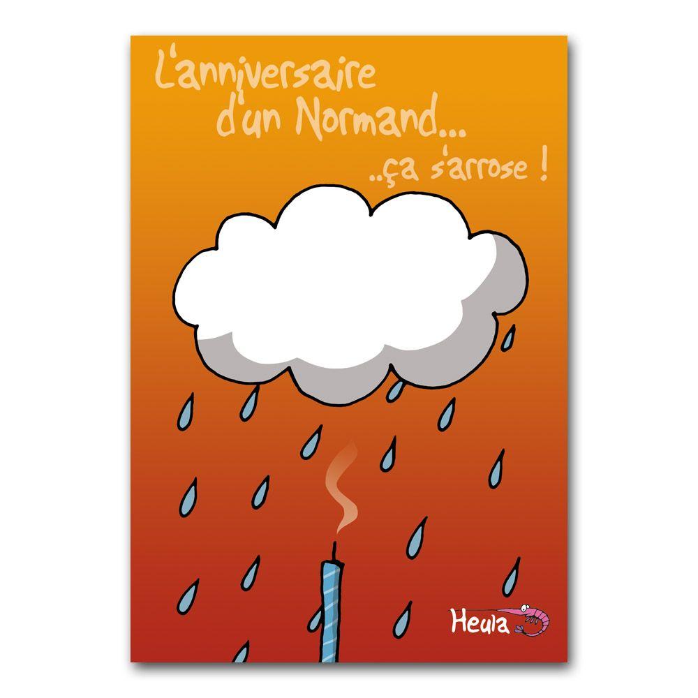 Joyeux Anniversaire Heula Humour Normand Et Breton