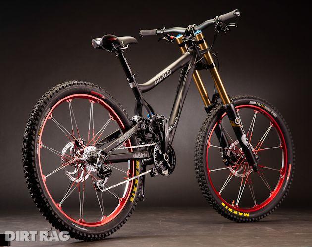 Review Turner Dhr Downhill Bike