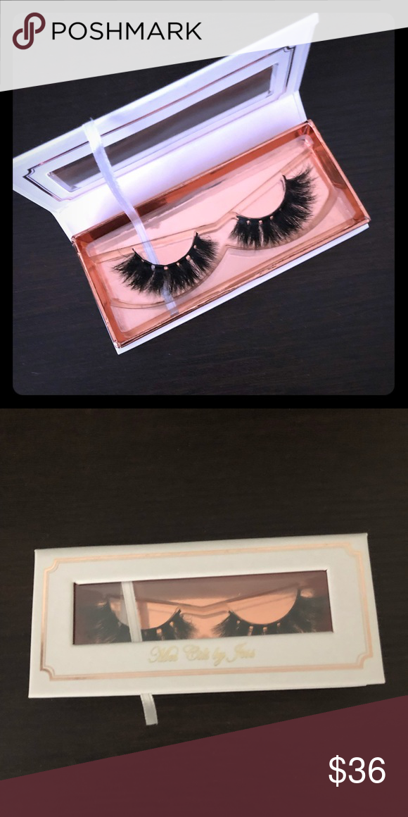 0c8ec61190c SPICY 🌶 3D MINK HAIR EYE LASHES ✨ 3D MINK HAIR LASHES -Wearable up to 25  times -Mink hair -Rose Gold Magnetic Lash box -sent in bubble poly bag  Dramatic ...
