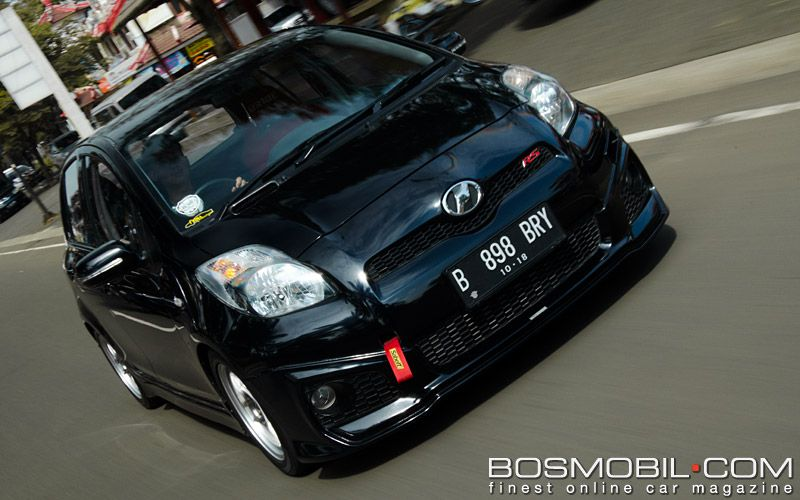 toyota yaris trd modif review grand new veloz 1.3 modifikasi vios cars