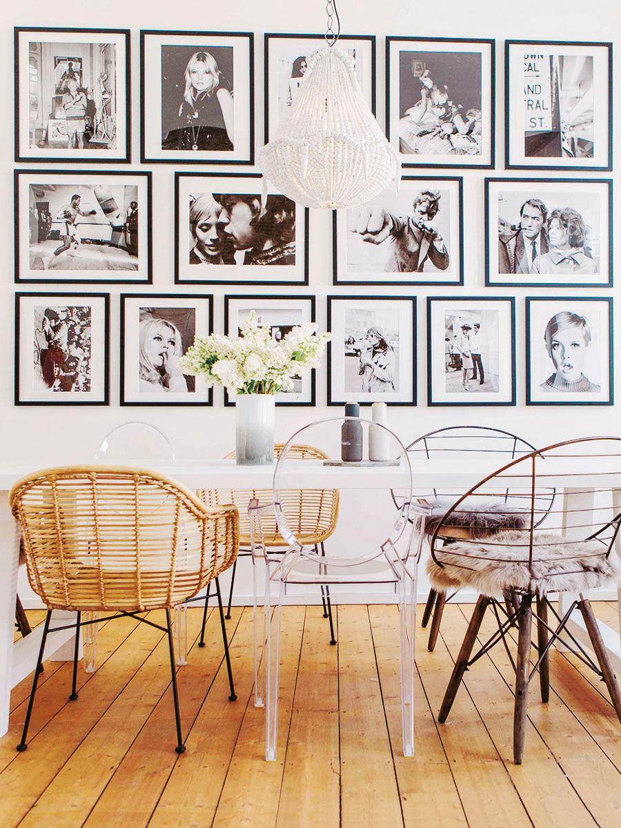Bilder Richtig Aufhängen So Gelingt Der Perfekte Wandschmuck Wohnidee Wandschmuck Aufgehängte Bilder Speisezimmereinrichtung