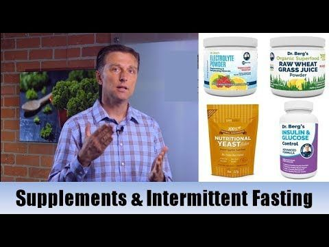 Dr Berg Intermittent Fasting Meal Plan