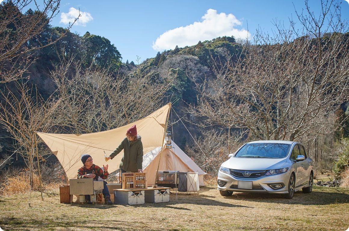 キャンプギアをdiy スタイリッシュな木製スパイスボックス キャンプ キャンプ Diy コーヒー 屋台