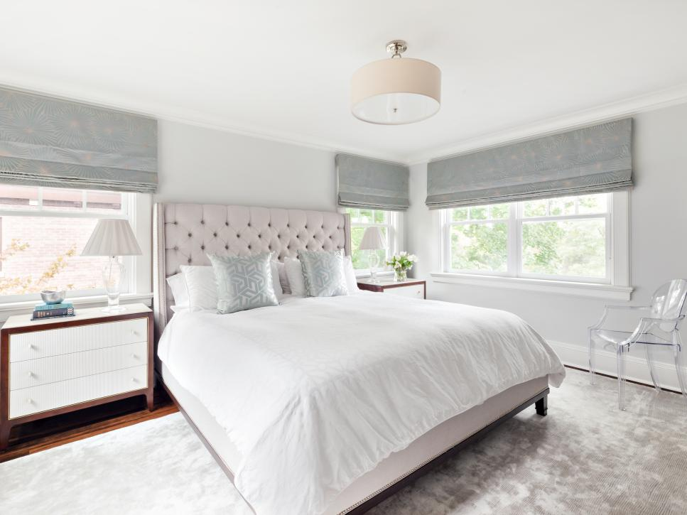 Designer Bedroom Before And After Renovations Hgtv Master
