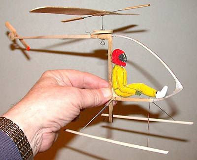 how to make a rc plane out of household items