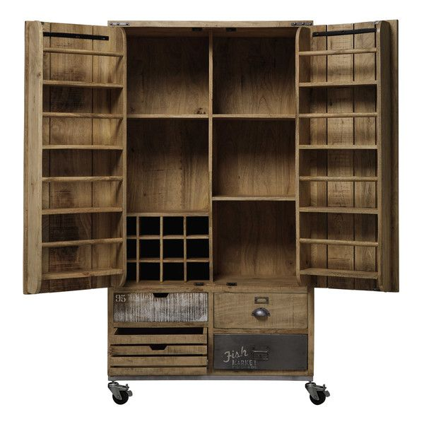 garde manger en manguier garde manger manger et armoire. Black Bedroom Furniture Sets. Home Design Ideas