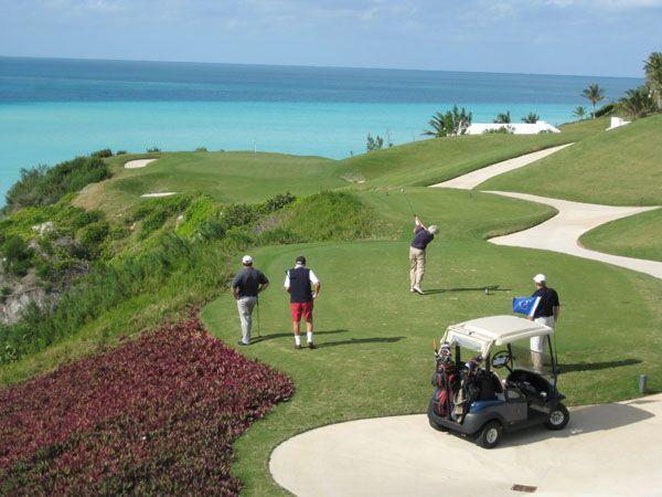 29+ Bermuda golf clubs ideas