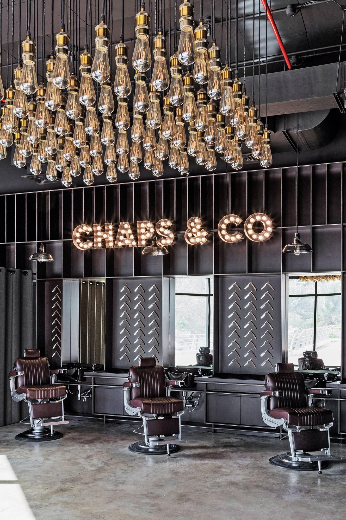Beautiful barbershops around the world