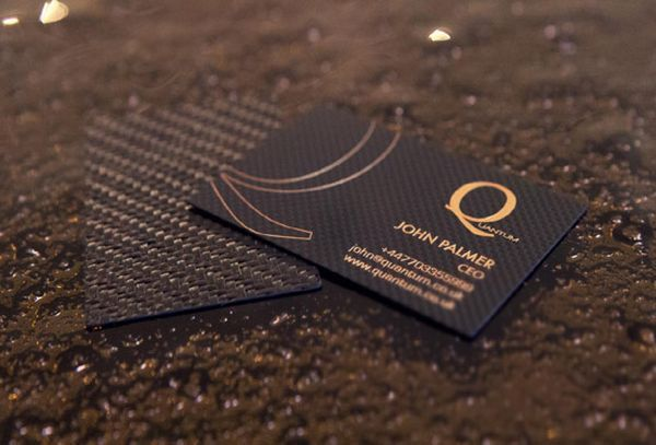 Carbon fiber business cards woo the affluent luxury pinterest carbon fiber business cards woo the affluent colourmoves Gallery