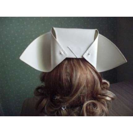 Nurse cap/ Vintage style nurse hat/ Scrubs cap/ | Etsy