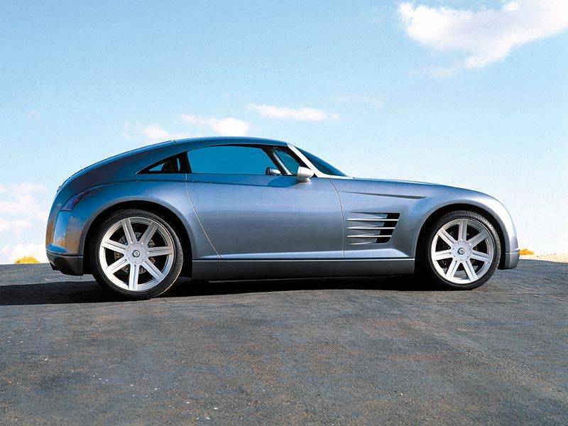 Chrysler Crossfire Distinguish In The American Sports Car