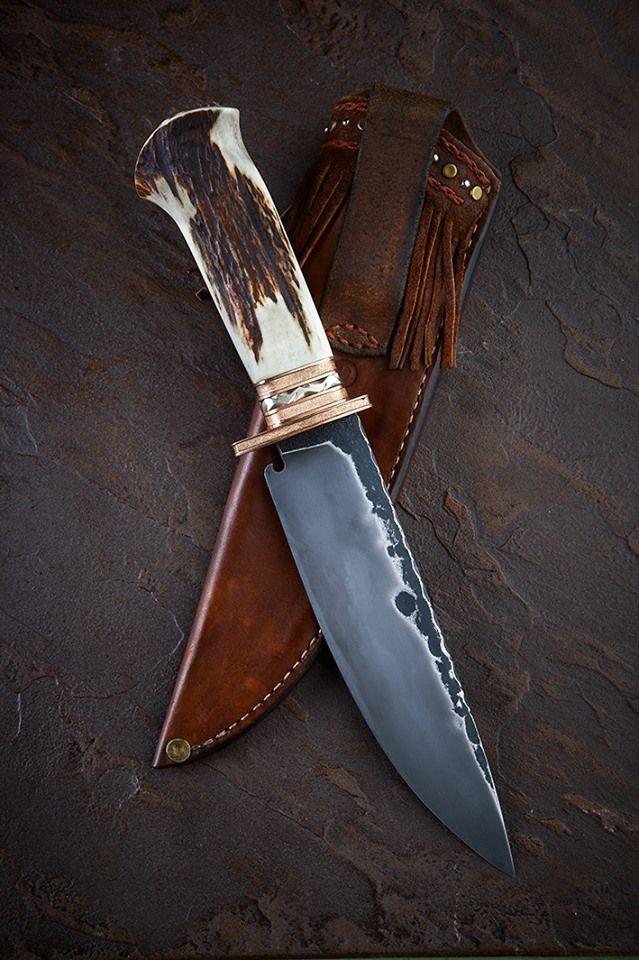 Pin von ARM auf 3 Custom handmade fixed artistic knife by ARM ...