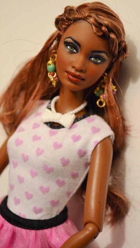 Dasha- SIS So in Style Kara Repaint OOAK Barbie by Doll ...