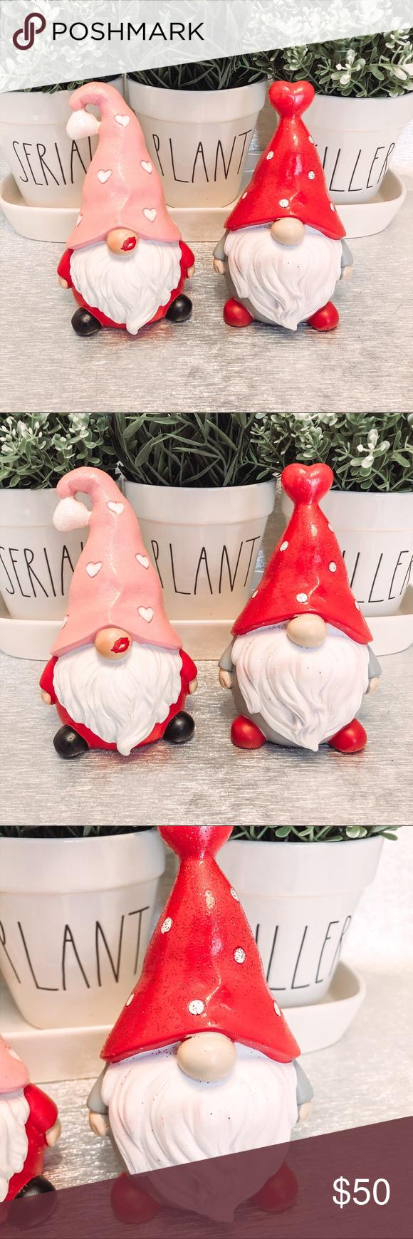 Sold Hobby Lobby Valentine S Day Gnomes Hobby Lobby Hobby Valentine