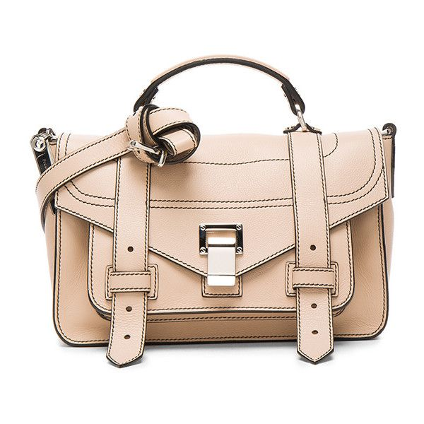 PS1 + Tiny bag grainy calf leather Proenza Schouler Buy Cheap Looking For Cheap Price Outlet 6nYG8gW