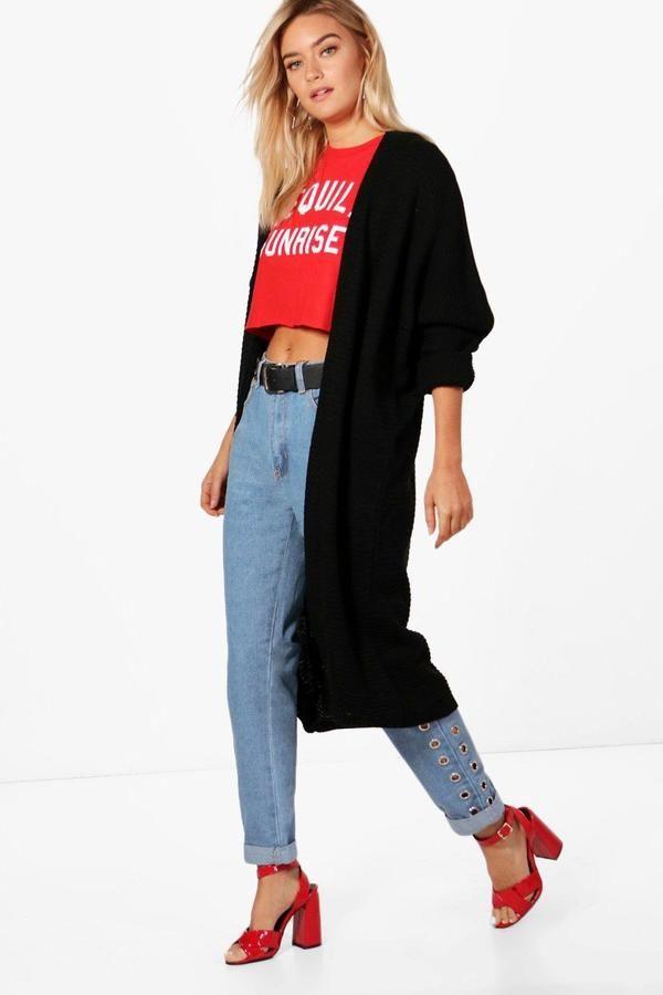 Lauren Maxi Oversized Batwing Cardigan | Jumpers & Cardigans ...