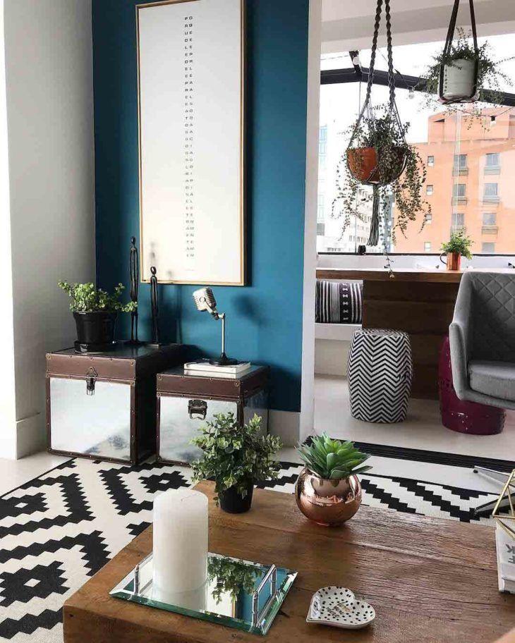 Pin de Ana em Decor por Cores | Cores, Decoração, Apartamento