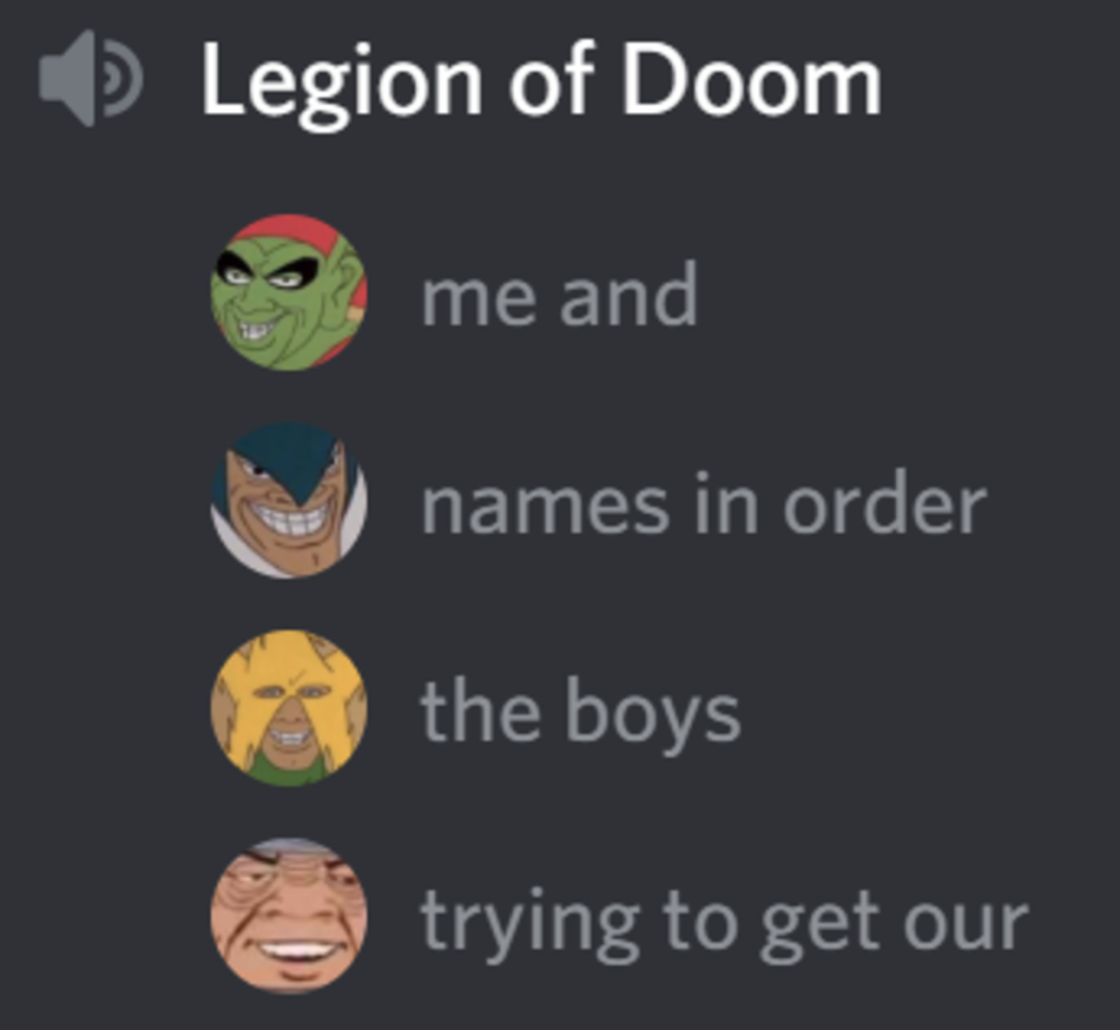 Discord Me And The Boys Memes Funny Funny Memes
