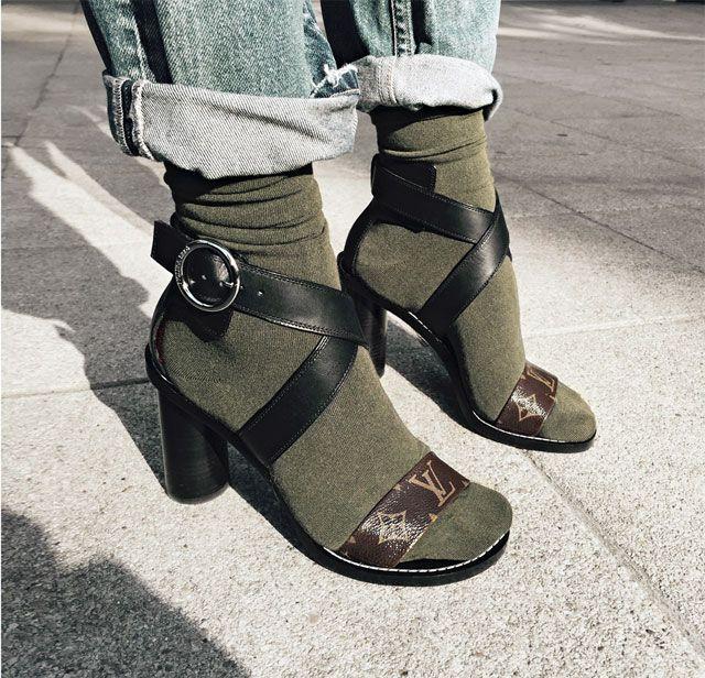 ca9f6e1fd62 Comment porter le duo sandales + chaussettes