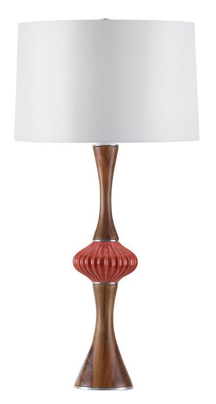 Observation 30 H Table Lamp With Empire Shade Lamp Table Lamp