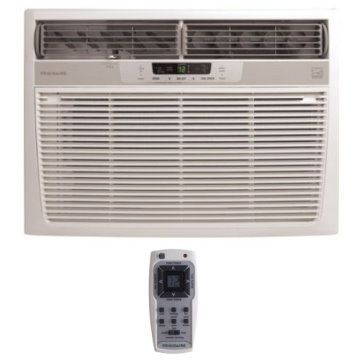 Frigidaire 15 100 Btu Window Mounted Median Room Air Conditioner Available In White Room Air Conditioner Home Appliances Furniture