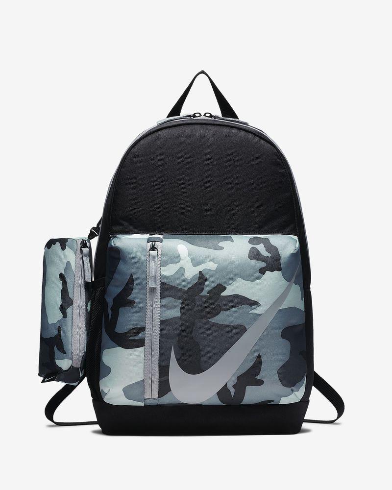 c3dab54e68 Nike Elemental Big Kids School Backpack w/ Pencil Case, Various Color  BA5970-010 #Nike #backtoschool #kids #backpack #backpacks #school #college  #boys ...
