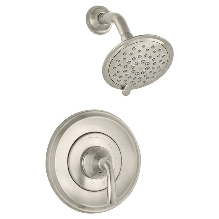 Patience Pressure Balance Shower Valve Trim With Cartridge And