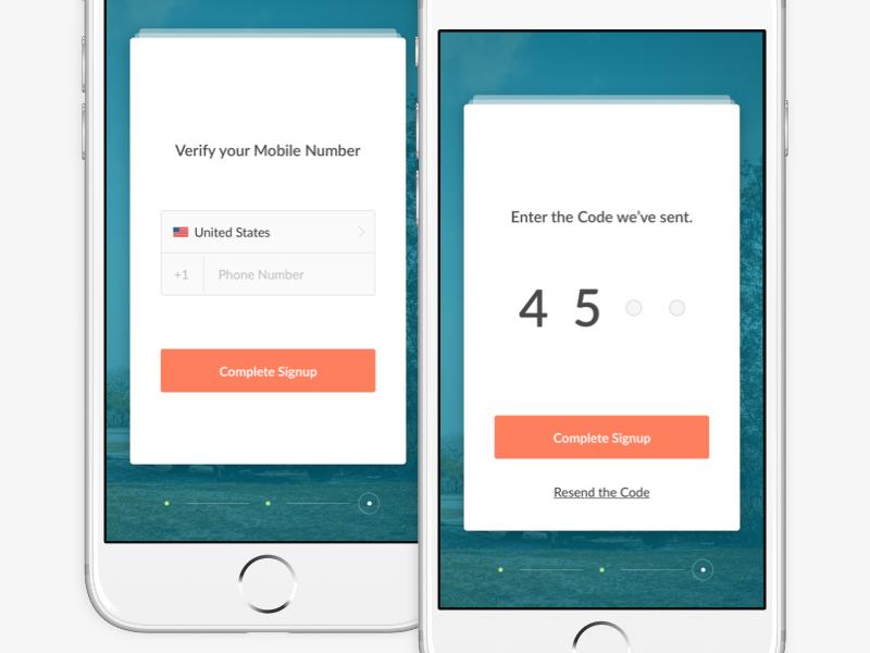 Mobile Verification Mobile login, Coding, Mobile credit card