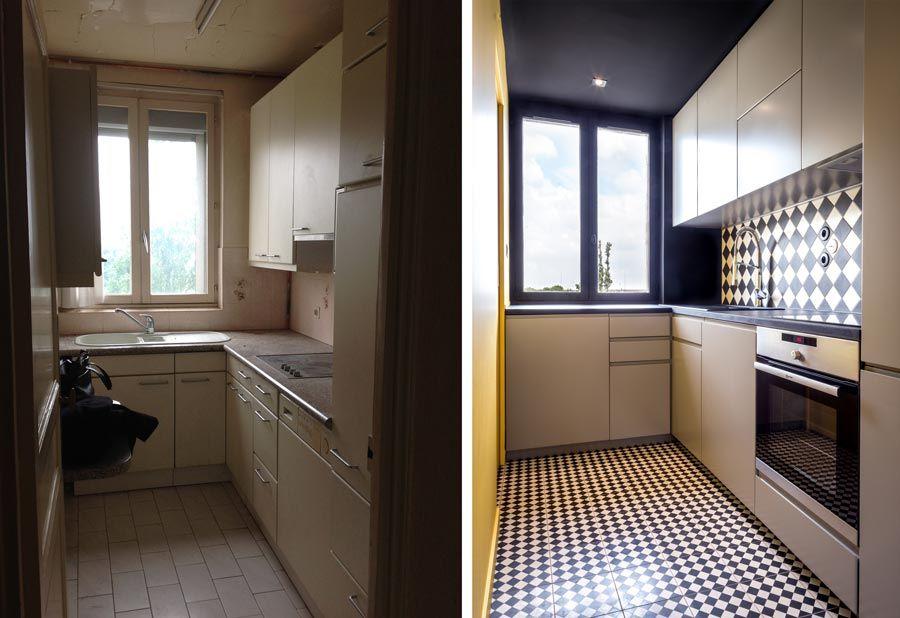 Photos de r alisations d 39 un d corateur d 39 int rieur qui - Renovation maison avant apres ...