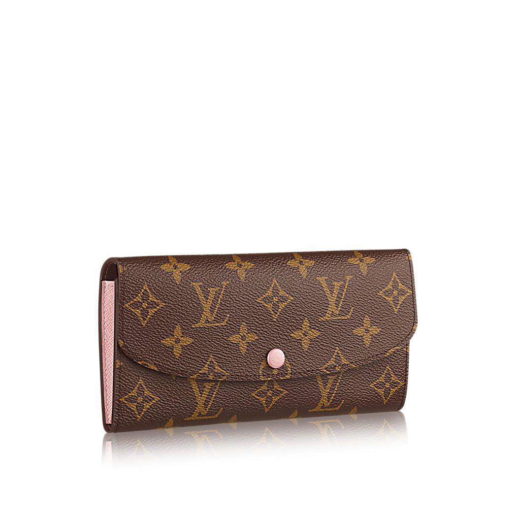 cbbbbc4d6b Louis Vuitton Emilie Wallet Monogram Canvas   Bags   Louis vuitton ...