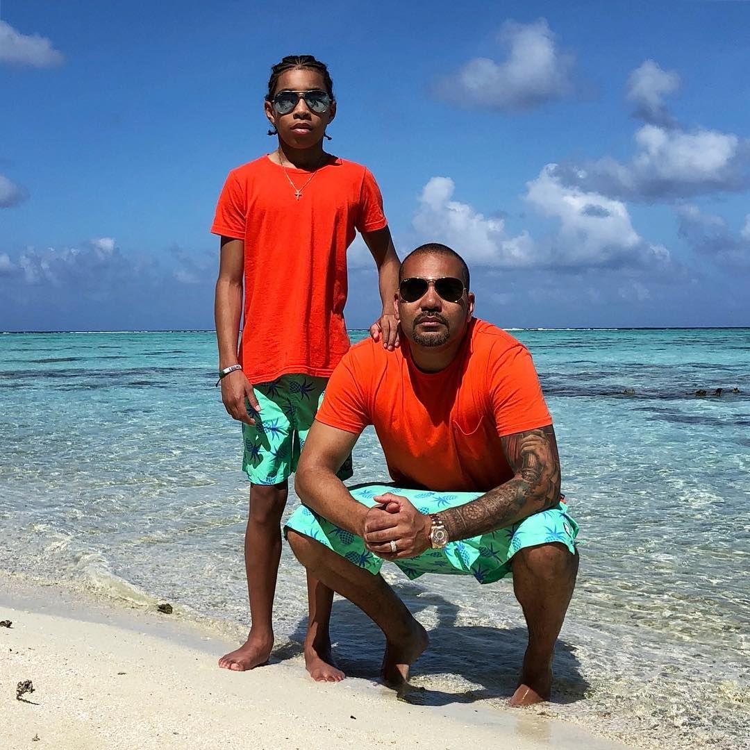Dj Envy Like Father Like Son Couple Photos Father Son Father