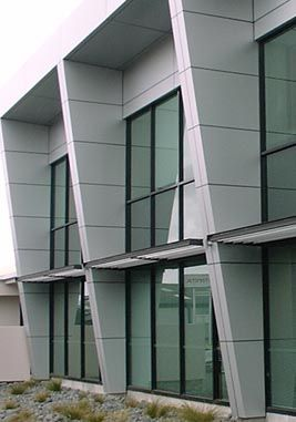 CCS - Manufacture and Installations - Aluminium Cladding Specialists