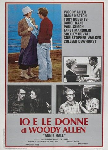 Annie Hall Movie Poster 11 X 17 Products Full Movies