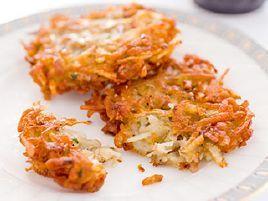 Americas Test Kitchen Potato Pancakes