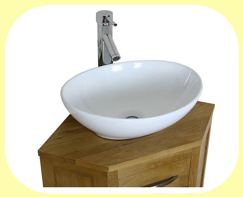 small sink vanity unit. corner bath vanity and sink  guest bdrm project Pinterest